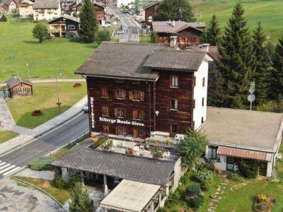 Monte Giove Formazza - Albergo residenza